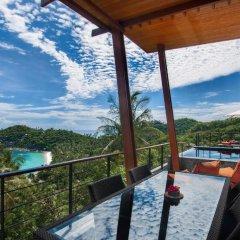 Отель Villas Del Sol Koh Tao Таиланд, Шарк-Бей - отзывы, цены и фото номеров - забронировать отель Villas Del Sol Koh Tao онлайн балкон