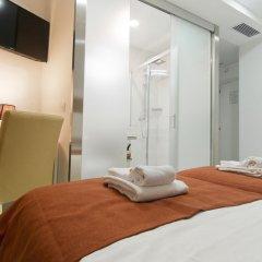 Отель Hostal Panizo Номер Делюкс с различными типами кроватей фото 2