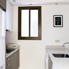 Апартаменты Habitat Apartments Pl. Espana Balconies Барселона в номере