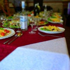 Гостиница Золотая Юрта питание