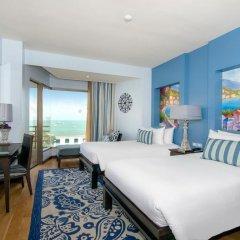 The Bayview Hotel Pattaya 4* Номер Делюкс с различными типами кроватей фото 8