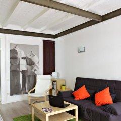 Апартаменты Habitat Apartments Pl. Espana Balconies Барселона комната для гостей фото 5