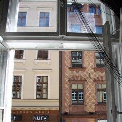 Отель Baza 15 Rynek балкон
