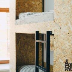 Гостиница SolHostel Кровать в общем номере с двухъярусной кроватью фото 5