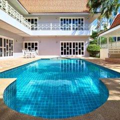 Отель Cozy Beach pool villa by MyPattayaStay бассейн