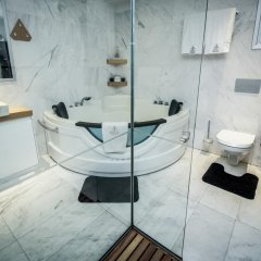 The Ciao Stelio Deluxe Hotel in Larnaca, Cyprus from 146$, photos, reviews - zenhotels.com bathroom photo 2