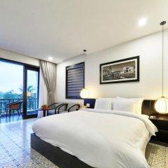 Отель Hoi An Waterway Resort 3* Номер Делюкс с различными типами кроватей фото 4
