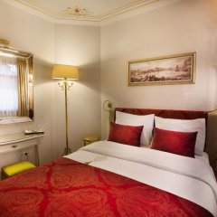 Отель Valide Sultan Konagi 4* Стандартный номер с различными типами кроватей фото 26