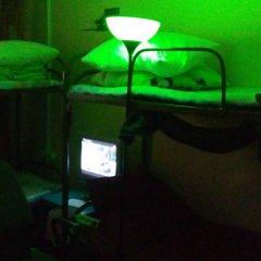 Central Hostel on Tverskoy-Yamskoy Кровать в общем номере с двухъярусной кроватью фото 3