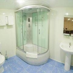 Мини-отель Перина Инн на Белорусской Москва ванная