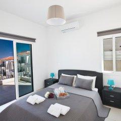 Отель Villa Margarita Bay Кипр, Протарас - отзывы, цены и фото номеров - забронировать отель Villa Margarita Bay онлайн комната для гостей фото 5