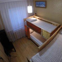 Гостиница Майкоп Сити Кровать в женском общем номере с двухъярусной кроватью фото 12