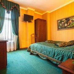Гостиница Вилла Анна 4* Стандартный номер с двуспальной кроватью фото 8