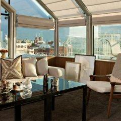 Гостиница Арарат Парк Хаятт 5* Люкс Winter garden с различными типами кроватей фото 2