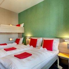 MEININGER Hotel Amsterdam City West 2* Стандартный номер с различными типами кроватей фото 4