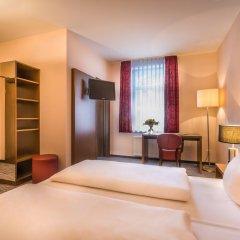 Novum Hotel Dresden Airport 3* Стандартный номер с различными типами кроватей фото 4