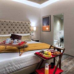 Отель Colonna Suite Del Corso 3* Стандартный номер с различными типами кроватей фото 40