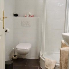 Отель Sonnberg Appartements ванная фото 2