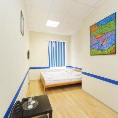 Мини-Отель Компас Номер с общей ванной комнатой с различными типами кроватей (общая ванная комната) фото 40