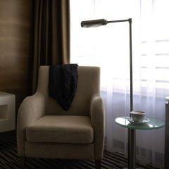 Отель Pullman Berlin Schweizerhof 5* Улучшенный номер с различными типами кроватей фото 5