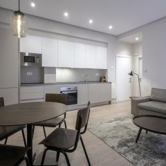 Апартаменты SanSebastianForYou / Kursaal Apartments комната для гостей фото 3