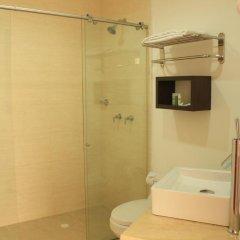 Отель Metropolis Plaza Колумбия, Кали - отзывы, цены и фото номеров - забронировать отель Metropolis Plaza онлайн ванная