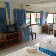 Отель Chan Pailin Mansion 2* Стандартный номер с различными типами кроватей фото 4