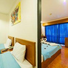 Inn Patong Hotel Phuket 3* Семейный номер Делюкс с двуспальной кроватью фото 4