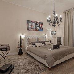 Отель St. George's Vatican Suites Улучшенный номер с различными типами кроватей фото 2