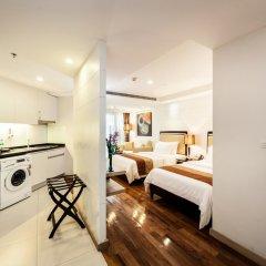 Отель Adelphi Grande Sukhumvit By Compass Hospitality 4* Номер Делюкс