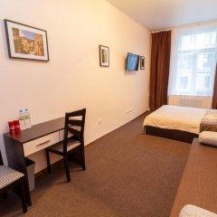 Мини-отель 6 комнат Стандартный номер с двуспальной кроватью фото 5