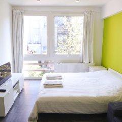Отель Résidence Louise Бельгия, Брюссель - отзывы, цены и фото номеров - забронировать отель Résidence Louise онлайн комната для гостей фото 2