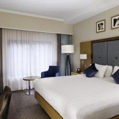 Отель DoubleTree by Hilton London Victoria 4* Стандартный номер с различными типами кроватей фото 3