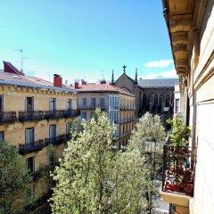 Отель Pension Aristizabal Испания, Сан-Себастьян - отзывы, цены и фото номеров - забронировать отель Pension Aristizabal онлайн балкон