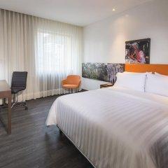 Отель Hampton by Hilton Cali 3* Стандартный номер с различными типами кроватей фото 2