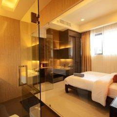 Отель AQUA Villas Rawai 4* Стандартный номер с разными типами кроватей фото 45
