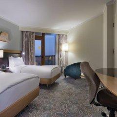Отель Mersin HiltonSA комната для гостей фото 8