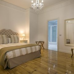 Отель Hostal Central Palace Madrid Номер Делюкс с различными типами кроватей фото 20