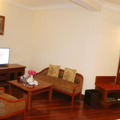 Central Hotel 3* Студия с различными типами кроватей фото 3