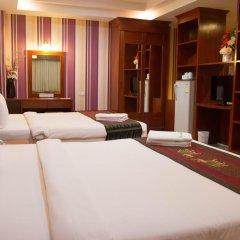 Natural Samui Hotel 2* Люкс с различными типами кроватей фото 6