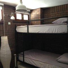 The Hub Hostel Кровать в общем номере с двухъярусной кроватью фото 4