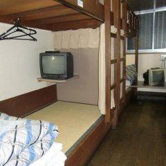 Dorm Hostel Ebisuya Кровать в мужском общем номере фото 3
