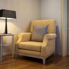 Отель Amari Residences Bangkok 4* Студия Делюкс с различными типами кроватей фото 5