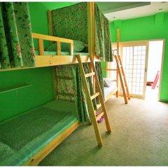 Wheat Youth Hostel Кровать в женском общем номере с двухъярусной кроватью