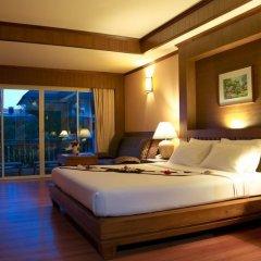 Отель Aloha Resort 3* Номер Делюкс с различными типами кроватей фото 4
