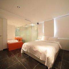 Отель Pop Jongno Южная Корея, Сеул - отзывы, цены и фото номеров - забронировать отель Pop Jongno онлайн комната для гостей фото 4