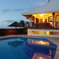 Отель Te Tavake by Tahiti Homes Вилла с различными типами кроватей фото 32
