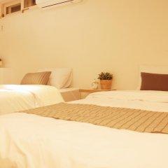Отель The Mei Haus Hongdae 3* Номер Делюкс с 2 отдельными кроватями фото 9