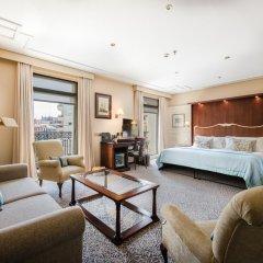 Hotel Londres y de Inglaterra 4* Улучшенный номер с различными типами кроватей фото 3