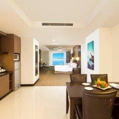Premier Havana Nha Trang Hotel 5* Полулюкс с различными типами кроватей фото 8